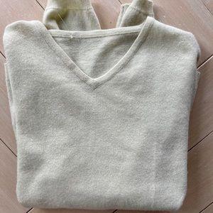 Vintage 100% Cashmere Scottish Sweater